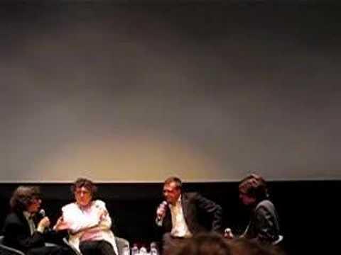 Conférence Sur Terence Fisher À La Cinémathèque Française 1