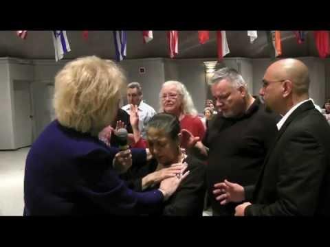 Prophet Glenda Jackson at New Life Church in Houston Texas 3-31-2013 part 2 of 2