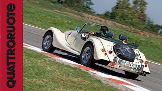 Morgan 4, l'ultima fuoriserie Classic Test Drive
