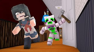 Tangle Tries To Fix Yanderes Past (Minecraft Daycare Roleplay)