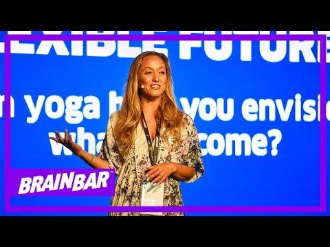 That's Why You Should Practice Yoga | Kino MacGregor at Brain Bar