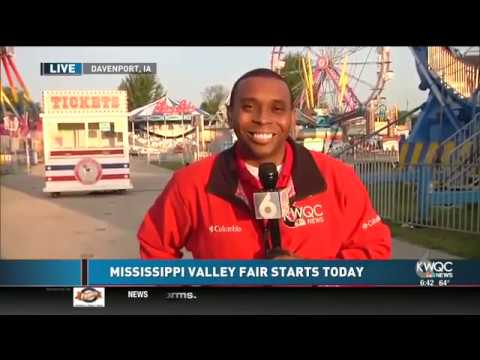 Live From The Mississippi Valley Fair 7/31