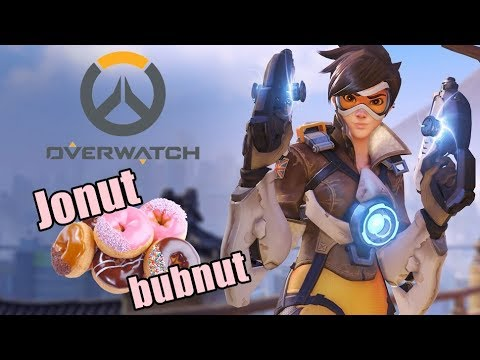 Donuts Delivery w/ Jonut (Overwatch: Origins Edition)
