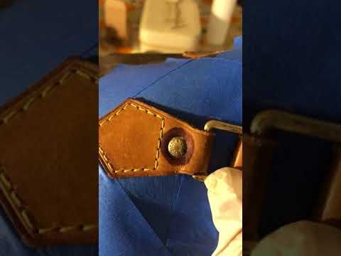 DIY: How to Polish Louis Vuitton Brass Hardware