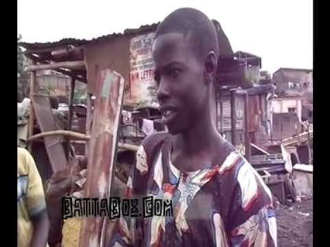 Nigeria - Shocking! - life in Ketu Shanty