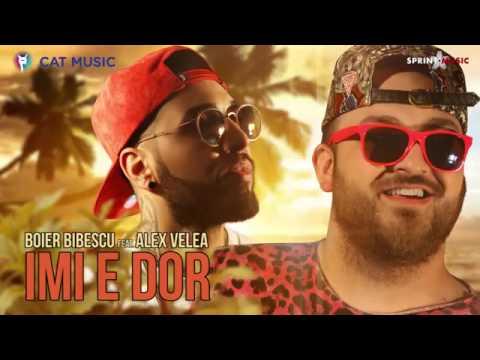 Boier Bibescu feat Alex Velea Imi e dor Official Single