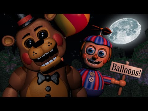 FREDDY FAZBEAR IN HEROBRINE'S MANSION! Part 3 - (Minecraft Five Nights at Freddy's Roleplay)