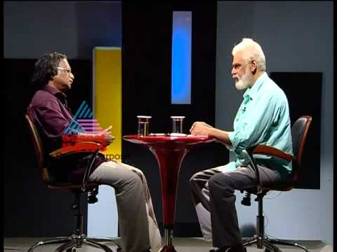 Sreekumaran Thampi -On Record  Jan 08 2012 Part 1