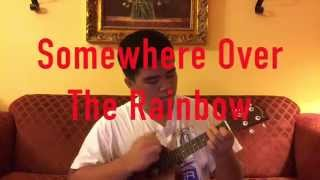 Somewhere Over The Rainbow | Ukulele Fingerstyle Cover