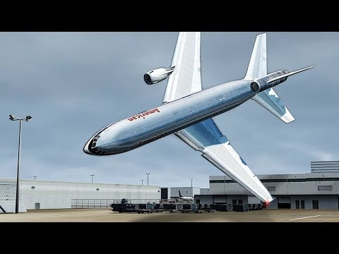 America's Worst Accident | Plane Crashes After TakeOff in Chicago | American Airlines 191 | 4K