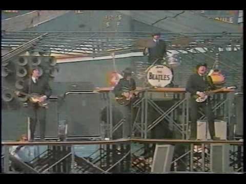 The Beatles - Concerts in Chicago, 1964-1966
