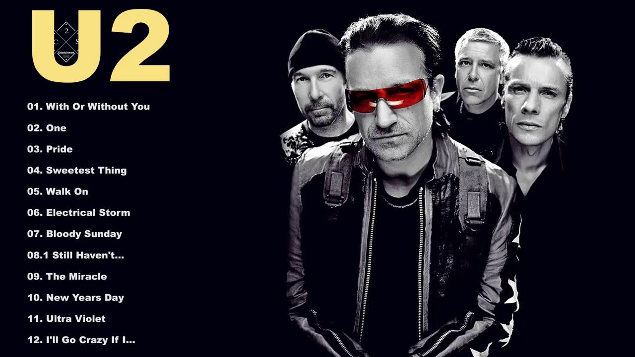 O Melhor do U2 - Maiores Sucessos do U2 em 2021