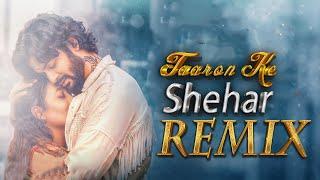 Taaron Ke Shaher Remix   Dj Ankit   Neha Kakkar New Song   Sajjad Khan Visuals