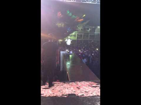STONEBWOY PERFORMS BAAFIRA FT SARKODIE AT KNUST (OCT 2014)