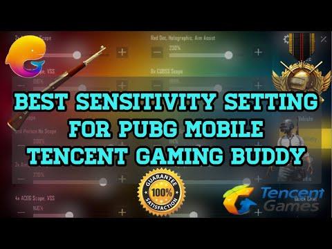Pubg Mobile Best Sensitivity Settings