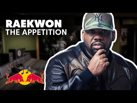 How Legendary Rapper Raekwon Created His New EP The Appetition | Red Bull Music Studios