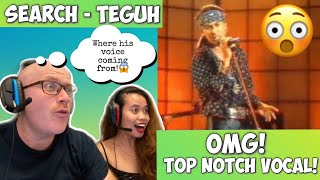 Download Lagu SEARCH - TEGUH ABP '91 | REACTION! ROCK AND ROLL MALAYSIA!🇲🇾 mp3