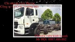 Xe tải Trường Hải HD210.HD270.HD320.H1000 liên hệ Mr Hội 0987480882