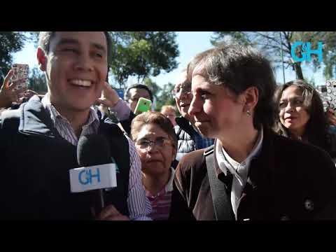 Carmen Aristegui en exclusiva para Grupo Healy.