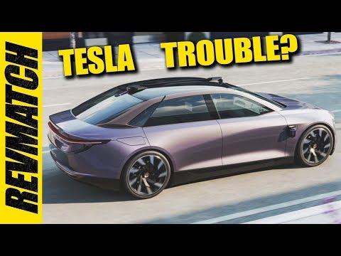 Byton Electric Car - Trouble For Tesla?