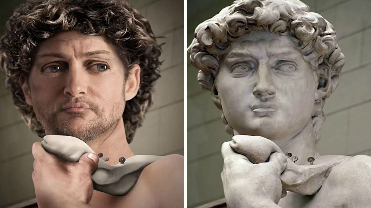 close ups of michelangelo s david will make you appreciate. Black Bedroom Furniture Sets. Home Design Ideas