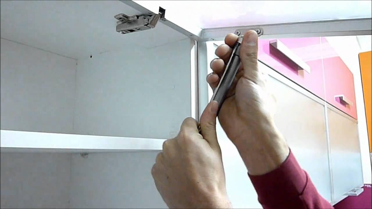 Desmontaje pist n youtube - Puerta abatible cocina ...