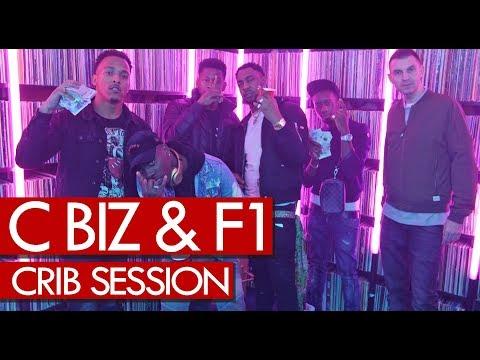 C Biz & F1 Crib Session - Westwood