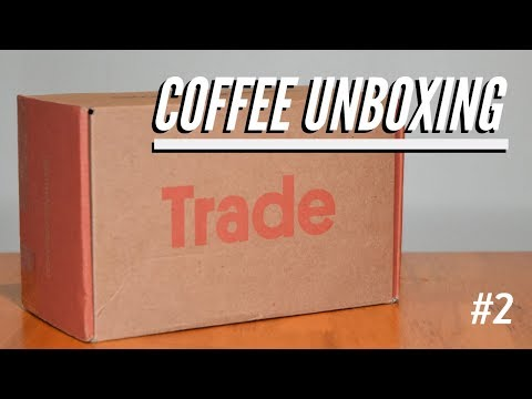 Trade Coffee Unboxing #2
