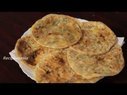 How to Make Aloo Paratha Recipe inTelugu | Aloo paratha By Recipe Mania