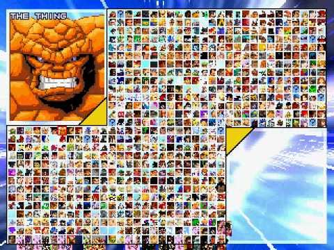 Everything VS Everything Immortal Gaming Mugen