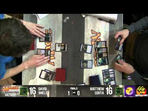 Grand Prix Baltimore Finals: Matt Costa vs. David Shiels