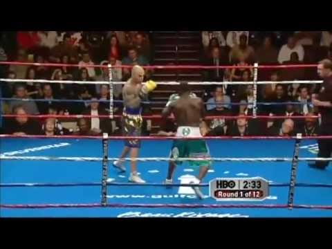 FIGHT OF TITANS: André Berto vs Luis Collazo  17.01.2009
