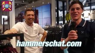 Spencer FC Interview | Spencer Owen talks West Ham | Olympic Stadium
