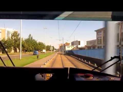 Tramway d'ÎledeFrance Ligne T1 Bobigny Libération  Drancy Avenir