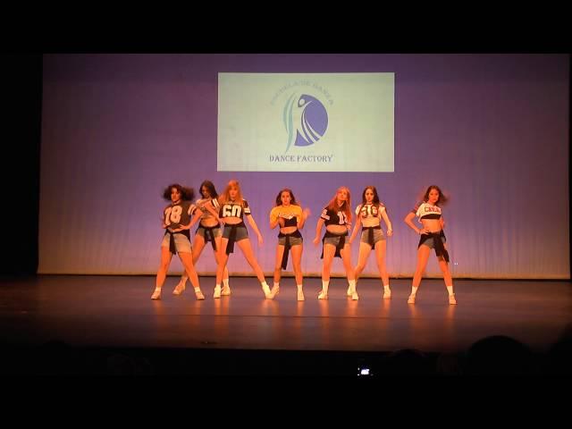 Escuela de Danza Dance Factory Alcorcón 2015