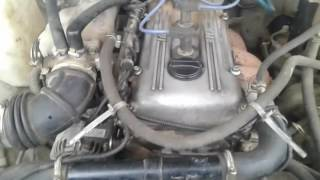 видео Система охлаждения двигателя ЗМЗ-40911, водяной насос, термостат