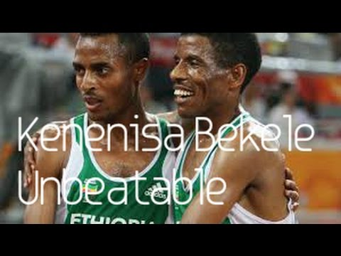Kenenisa Bekele | Unbeatable | Dan Jones | HD