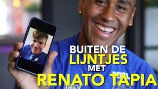 Renato Tapia Over Leo Messi Verdedigen En Zijn