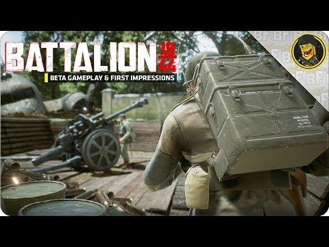 Battalion 1944 Beta Gameplay & First Impressions thumbnail