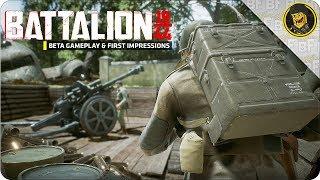 Battalion 1944 Beta Gameplay & First Impressions