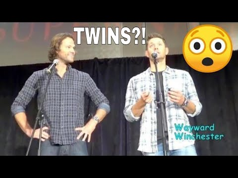 Jensen Ackles' HILARIOUS Reaction To Finding Out He's Having Twins At An Airport SPNDEN 2018