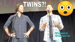 Jensen Ackles' HILARIOUS Reaction To Finding Out He's Having Twins At An Airport