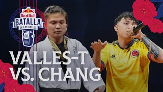 VALLES-T vs CHANG - Octavos | Red Bull Internacional 2019