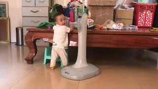 Happy Birthday To My Little Son 1 Year - Asian Kid - Cambodian Kid