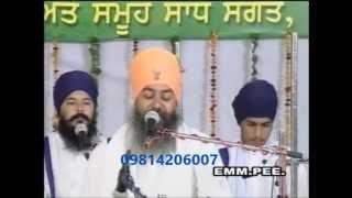 Sayian Tu Mukhda Na Modien - Sant Payara Singh ji Sirthale Wale(Mob:09814206007)