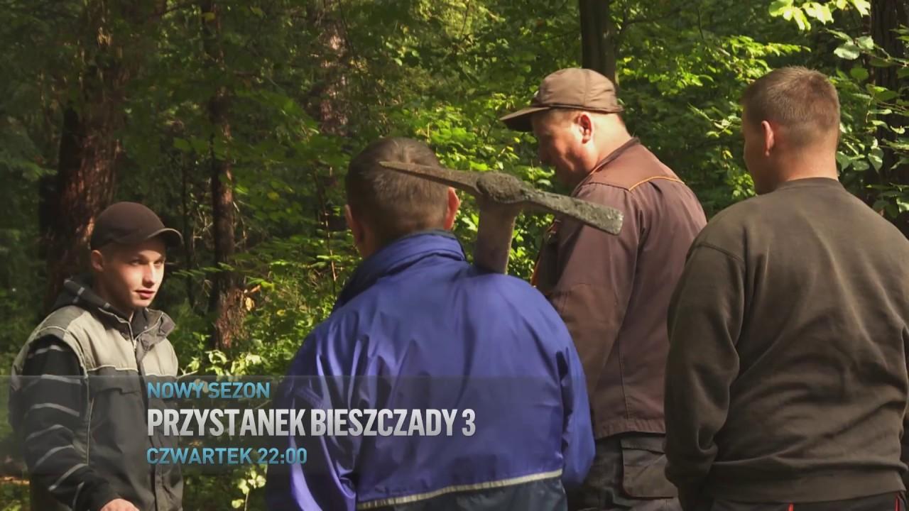 Przystanek Bieszczady 3 – Co w pierwszym odcinku? – Discovery Channel