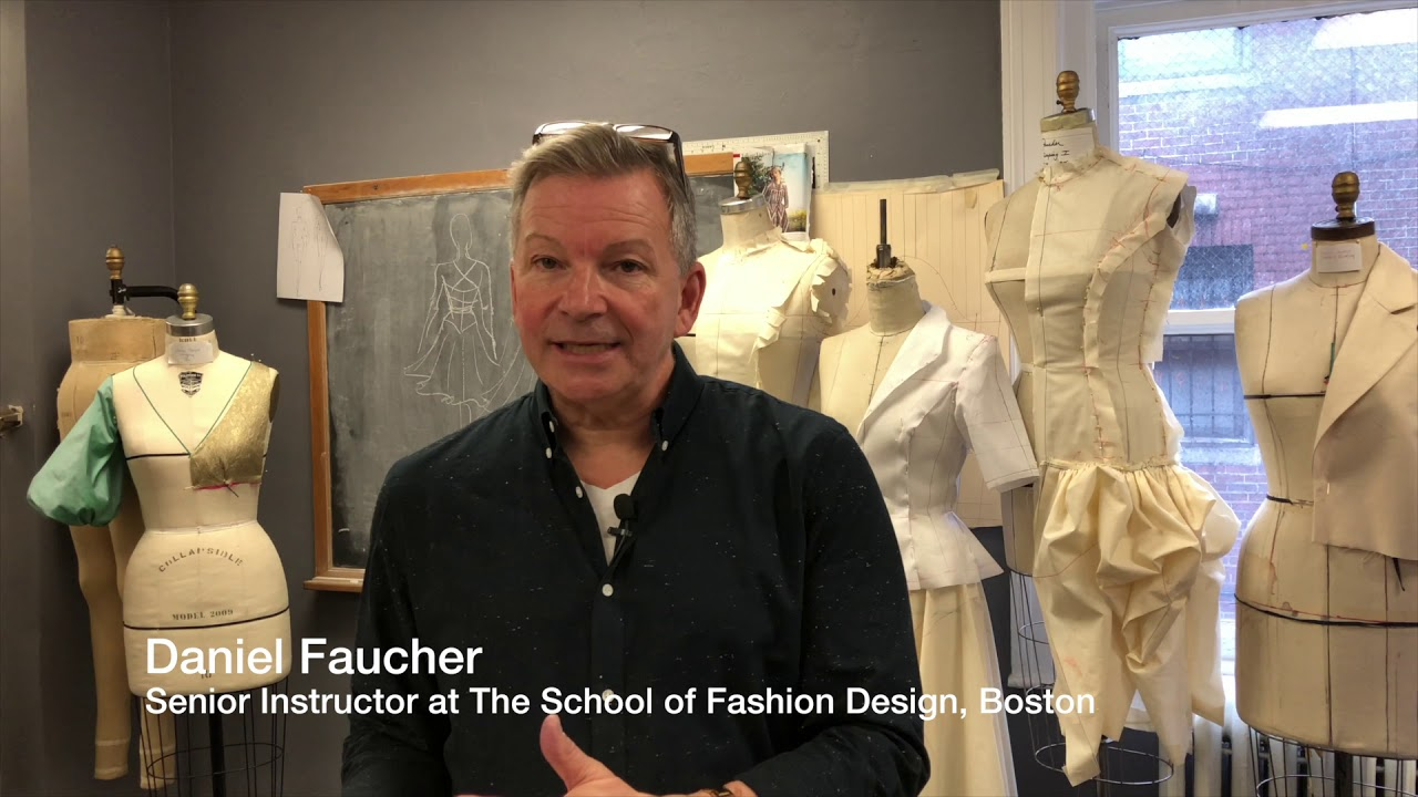 How Boston S School Of Fashion Design Is Helping To Fight Fast Fashion The Digital Journalist