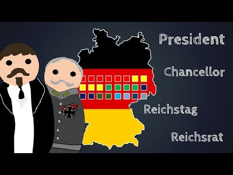 How Did the Weimar Government Work?