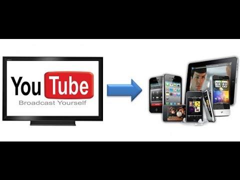 Download Youtube To MP4/mp3/3gp Tanpa Software (praktis)