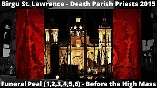 birgu st lawrence death canon priests 2015 funeral bells libra 1 2 3 4 5 6 6 bells 36